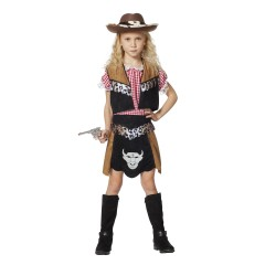 Cowgirl Buffalo