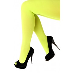 Panty Maillot Fluor Geel