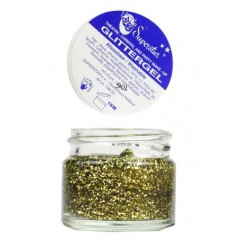 Face-en Bodygel Glittergoud