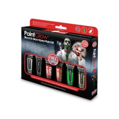 Glow-In-The-Dark Horrorset