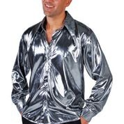 Disco-Blouse Zilver