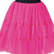 Petticoat 3-laags Pink